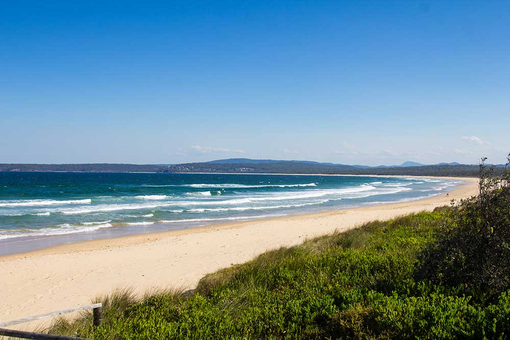 Sails Apartments - local beach Merimbula NSW