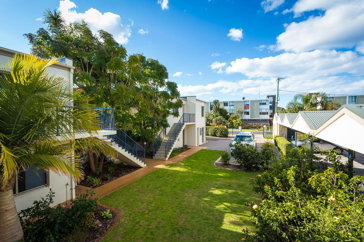Sails Apartments - Accommodation Merimbula NSW