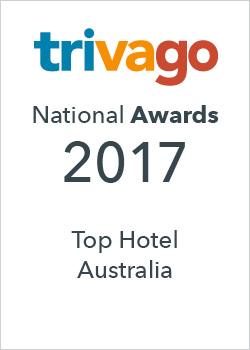 Sails Apartments - Trivago Award 2017