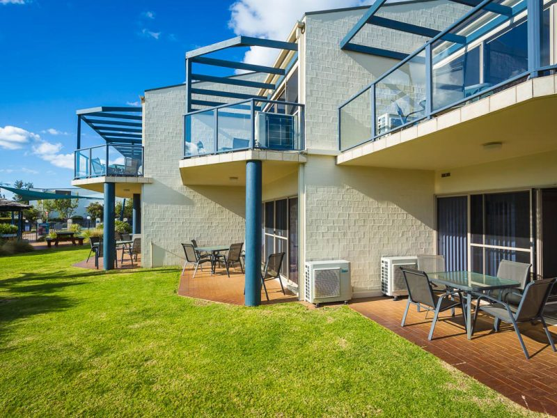 Sails Apartments - Accommodation Merimbula NSW